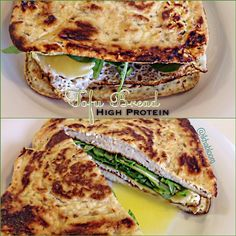 Pan de Tofu, receta de @vikika_fitness buena opción para dietas bajas en carbohidratos y altas en proteínas. Mi sandwich de huevo con espinacas, arúgula, y pimienta cayena para darle un toque picante #proteinbread #tofubread #fitbread #fitfoodmarket #recipe #vikikafitness #deliandhealthy #likeit #healthyfood #fitfood #enjoyfood #lifestyle #tofurecipe #Padgram