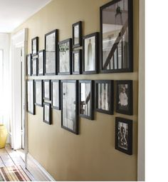 how to hang picture frames straight line | how to hang a gallery wall | ~inspiration for decor~