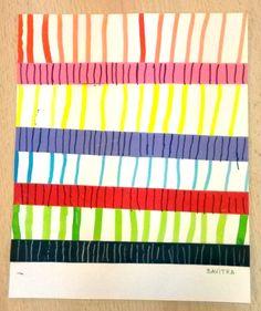 """Graphisme MS/GS d'après les livres """"Ateliers graphiques"""" de Retz Trait Vertical, Kindergarten, Ms Gs, Art For Kids, Art Projects, Education, Reading, Montessori, Images"""