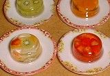 Miniature fruit jelly of how to make | How to Make | Pine Studio