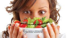 Ας γίνει η ισορροπημένη διατροφή τρόπος ζωής.  #quotes, #motivation, #Denikarou