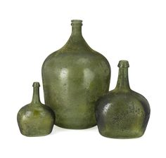 Go green with an olive green recycled glass jug. For a beautiful accent that's also earth-friendly, the Dawson oversized recycled glass jug makes a statement in any setting. Featuring a luxurious opaque olive green hue with a beautifully textured rustic finish, it exudes elegance in any space. Go Green, Olive Green, Wholesale Home Decor, Glass Jug, Green Home Decor, Garden Accessories, Recycled Glass, Accent Colors, Decor Crafts