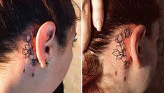 Chantal de la prairie Ear, Tattoos, Tatuajes, Tattoo, Tattos, Tattoo Designs