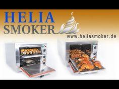HELIA-SMOKER  Tabeltop Smoker elektrisch Räuchern ! Popcorn Maker, Kitchen Appliances, Diy Kitchen Appliances, Home Appliances, Kitchen Gadgets
