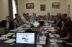 Креативные Стратегии в Международном Бизнесе, Семинар, Томск, ТПП, ЕИКЦ