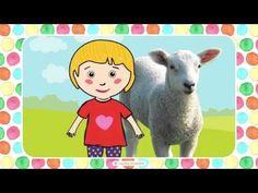 Hanička a hladná ovečka - 5. časť série Zvieratá a ich zvuky pre deti | Mláďatká papajú mliečko - YouTube