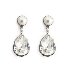 Koop deze chique oorbellen met kristal en parel bij Aurora Patina, de leukste sieraden webshop van Nederland! Bekijk onze gewaardeerde collectie online.