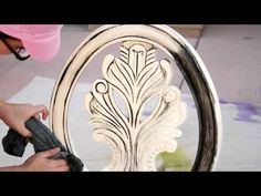 Glazing Furniture Tutorial Part two