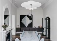 We're diving into the 2019 Australian Interior Design Awards (AIDA) with five Residential Decoration nominees to keep tabs on, by names we know and love. Australian Interior Design, Interior Design Awards, Melbourne House, Open Plan Living, Victorian Homes, Innovation Design, Interior Architecture, Luxury Homes, Home And Family
