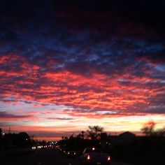 I have an obsession with the colors of the sky...the most beautiful thing is when it shines