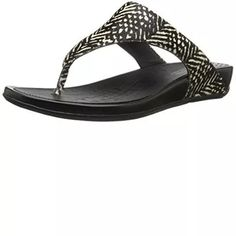 17aa86b012e4 (FitFlop) Women s Sandals DIRECT FROM USA FitFlop Women s Banda Pony Flip  Flop. qoo10.sg