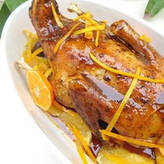 Le canard à l'orange recette sur ma page facebook @les ateliers de corinne