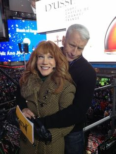Kathy and Anderson