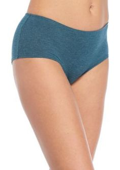 Honeydew Intimates Women's Evie Rib Knit Tie-Back Hipster- 99383 - Garland - Xl