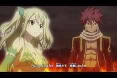 Aquela hora que você tem certeza que o Natsu ama a Lucy , e Tam mais certeza ainda que o hiro vai estragar