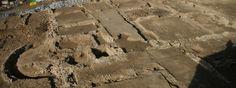Una enorme bodega y un patio porticado, nuevos hallazgos de la excavación de la villa romana de la Sagrera
