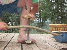 The Homestead Survival | Primitive Fire Starting: The Bow Drill | http://thehomesteadsurvival.com