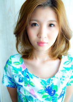 hair K   make Mamiko