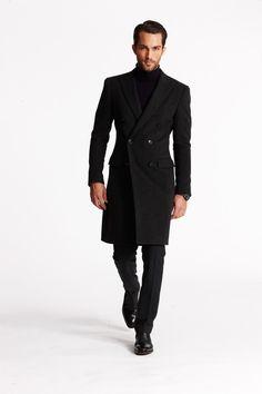 FALL 2013 MENSWEAR Ralph Lauren /  Black Label Tailored