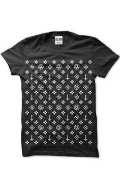 Kill Star Satans Criss Cross Men's T-Shirt, £17.99