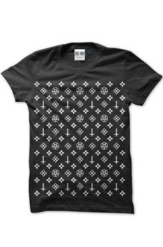 Kill Star Satans Criss Cross Men's T-Shirt, £17.99