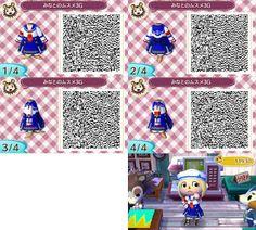 Chic Pixel: Animal Crossing: New Leaf QR Code Extravaganza Part 2