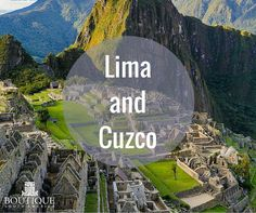 The incredible beauty and awe inspiring history of Lima and Cuzco makes for a pretty epic trip through culture and time. You won't want to miss out on it! #ancienthistory #epicviews #beautifulplaces #incredibleexperience #seeitall #adventuretravel #wanderers #adventurers #greathikes #epicscenery Check it out at http://ift.tt/1Py7ULz with boutique south america