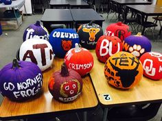 How does your school celebrate the seasons the AVID way? Check out this College Pumpkin Project courtesy of the 8th grade AVID Family at Renner Middle School in Plano, TX!