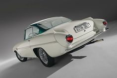 1956 Aston Martin DB2/4 MkII Supersonic by Ghia | Flickr - Photo Sharing!