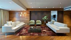 Decoracion de Interiores de Apartamento Moderno