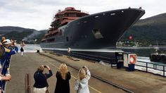 Norsk superyacht havnet nesten i papirkurven - Aftenposten