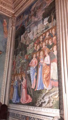 Cappella dei Magi Benozzo Gozzoli Palazzo Medici Riccardi