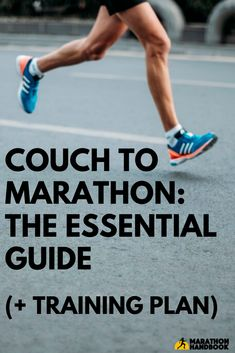 Couch to Marathon - Marathon Motivation for Running Training for your First Marathon Training Plan - This guide got me from non-runner to running a marathon in six months! Couch to marathon explains - First Marathon Training, Marathon Training Plan Beginner, 5k Training Plan, Running Half Marathons, Training Equipment, Running Training Programs, Marathon Running Shoes, Running Cross Training, Training Tips