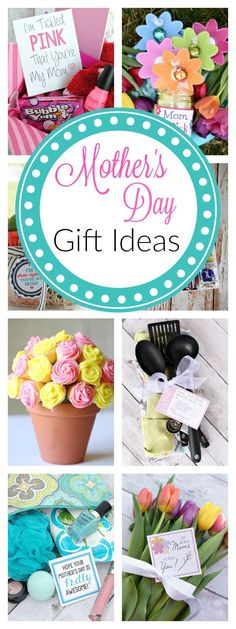 25 Fun Mother's Day Gift Ideas - Fun-Squared