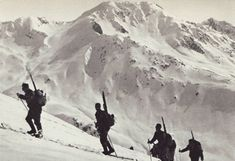 infanterie de montagne-17d Swiss Army, Ww2, Mount Everest, Nature, Travel, Mountain, Viajes, Traveling, Nature Illustration