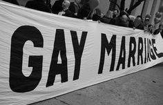 Gay marriage. It shouldn't just be legal in certain places, it should be legal worldwide. #LGBT No hate.