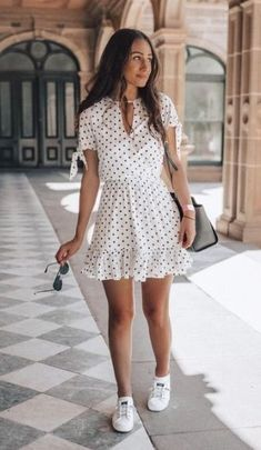 The 3 Big Fashion Trends of 2019 To Have In Closet We have good news for you! Summer is coming soon, and we have found a lot of trends for you and think that you will like them. The 3 Big Fashion Trends of 2019 To Have In Closet Casual Summer Outfits For Women, Casual Dress Outfits, Summer Dress Outfits, Casual Summer Dresses, Stylish Outfits, Fashion Outfits, Big Fashion, New Fashion Trends, Looks Chic