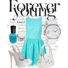 Forever Young, created by willinghamlove on Polyvore