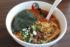 #Ramen Halu has been situated in San Jose's Saratoga Plaza since 2003. Mr. Halu, a Japanese businessman, partnered with chef Kumao Arai on the restaurant