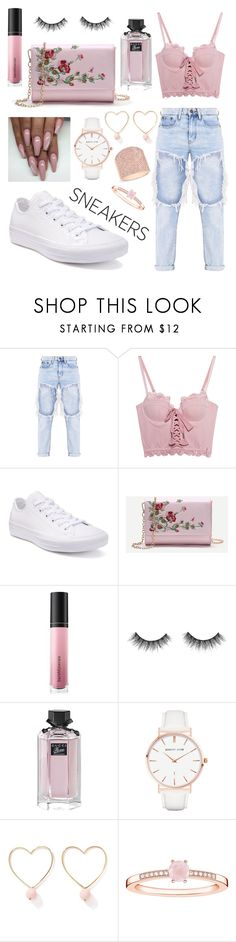 """""""Untitled #318"""" by lola-mattel ❤ liked on Polyvore featuring Puma, Converse, Bare Escentuals, Gucci, Abbott Lyon, Ana Accessories, Thomas Sabo and Anne Sisteron"""