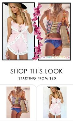 """""""Stayingsummer-II/14"""" by dzemila-c ❤ liked on Polyvore"""