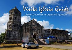 Use this guide in doing the Seven Churches Visitation or Visita Iglesia this Holy Week. This Visita Iglesia Guide covers 7 churches in Laguna and Quezon. Holy Week, Travel Guides, Barcelona Cathedral