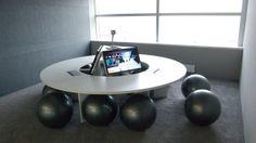 Sitzbälle Table, Furniture, Design, Home Decor, Decoration Home, Room Decor, Tables, Home Furnishings