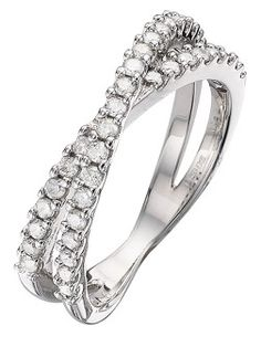 """A more delicate version of this would be my perfect modern """"right hand ring"""","""