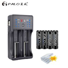669c450096 LCD Display Universal Battery Charger