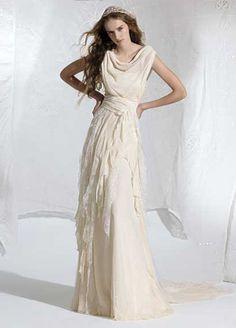 Romantic Bohemian Wedding Dresses | Bohemian Wedding Dresses Inspiring ~ woman dress