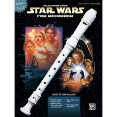 Selections from Star Wars for Recorder (Music Is Fun). Contains Seven Selections From The Blockbuster Movies. Arranged For Easy Recorder. Features A Simple Introduction To Reading Music. Contains Big And Easy To Read Notation. John Williams Star Wars, Star Wars Music, The Imperial March, Kindle, Reading Music, Recorder Music, Recorder Notes, Music Activities, Educational Activities