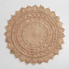 Round Woven Jute Area Rug by World Market – Round Rugs Living Room Affordable Area Rugs, Affordable Home Decor, Natural Fiber Rugs, Natural Rug, Jute Rug, Woven Rug, Circle Rug, Rug World, Farmhouse Rugs