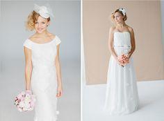 Brautfrisuren Schleier Hochzeit mit kurz Tüll