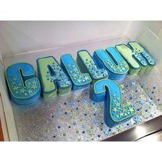 Callum 2nd birthday cake